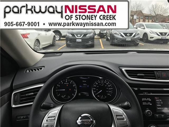 2014 Nissan Rogue  (Stk: N1244A) in Hamilton - Image 13 of 17