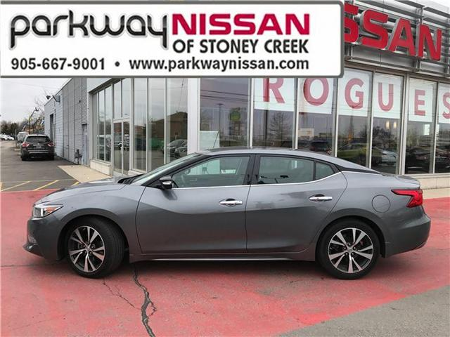 2016 Nissan Maxima  (Stk: N1252) in Hamilton - Image 2 of 19