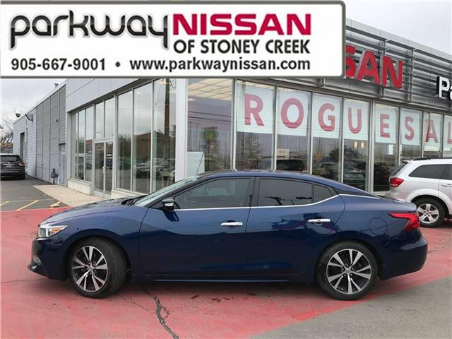 2017 Nissan Maxima  (Stk: N18237A) in Hamilton - Image 2 of 19
