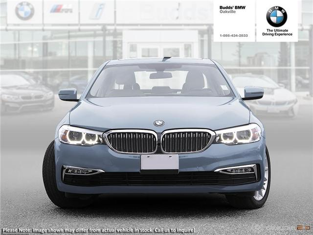 2018 BMW 530 i xDrive (Stk: B944625) in Oakville - Image 2 of 11