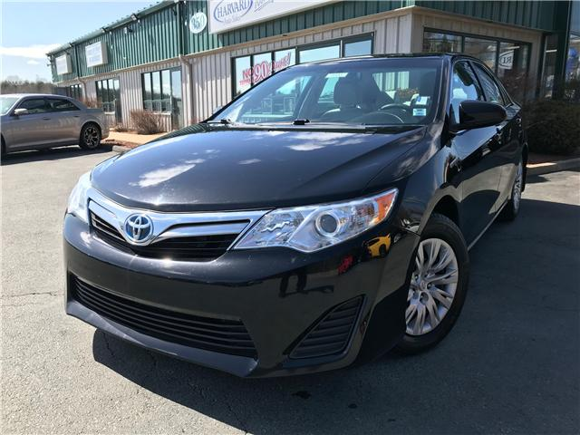 2014 Toyota Camry Hybrid LE (Stk: 9893) in Lower Sackville - Image 1 of 21