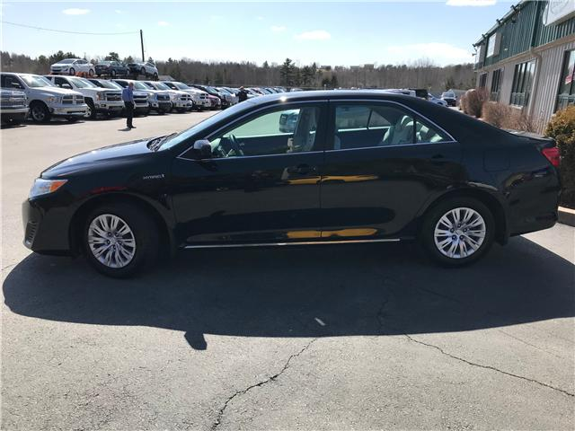 2014 Toyota Camry Hybrid LE (Stk: 9893) in Lower Sackville - Image 2 of 21