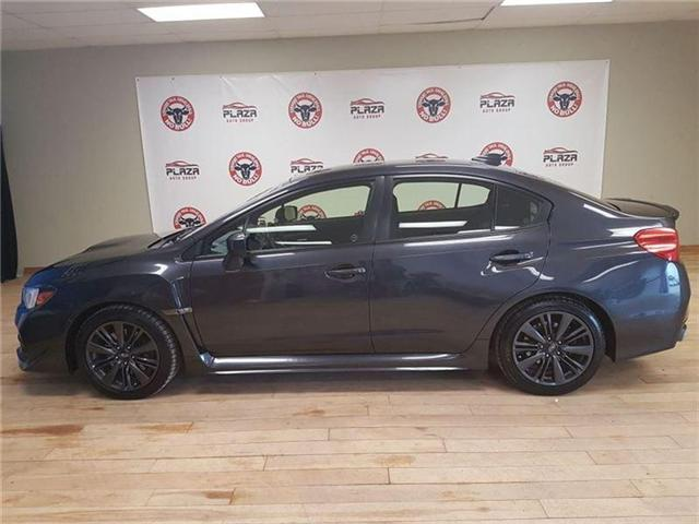 2015 Subaru WRX Sport Package (Stk: ds4878a) in Orillia - Image 2 of 14