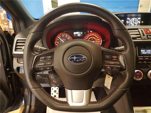 2015 Subaru WRX Sport Package (Stk: DS4878A) in Orillia - Image 6 of 14