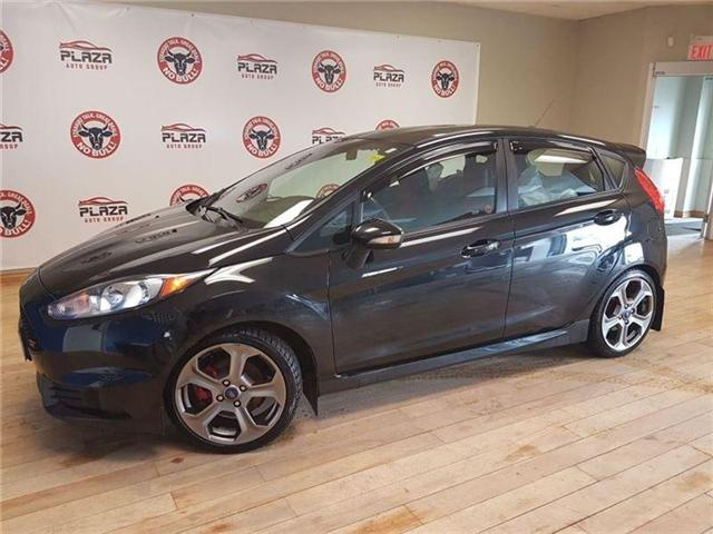 2015 Ford Fiesta ST (Stk: DS4870A) in Orillia - Image 1 of 14