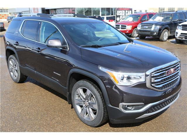 2018 GMC Acadia SLT-2 (Stk: 161733) in Medicine Hat - Image 1 of 34