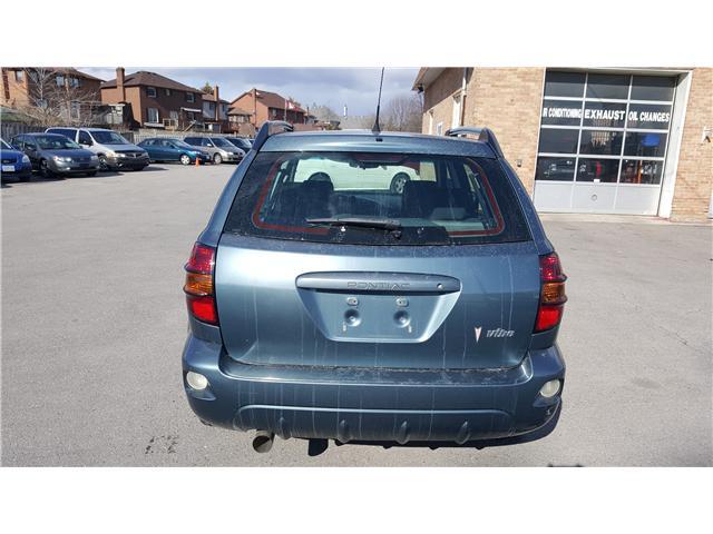 2007 Pontiac Vibe Base (Stk: ) in Oshawa - Image 3 of 10