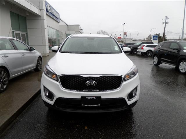 2018 Kia Sorento 2.4L LX (Stk: H18-0042P) in Chilliwack - Image 2 of 11