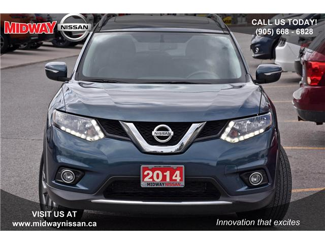 2014 Nissan Rogue SL (Stk: U1278) in Whitby - Image 2 of 21