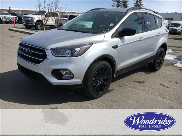 2018 Ford Escape SE (Stk: J-1314) in Calgary - Image 1 of 5