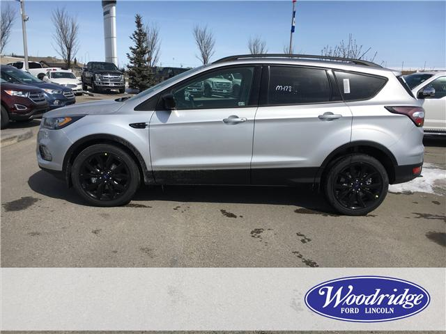 2018 Ford Escape SE (Stk: J-1314) in Calgary - Image 2 of 5