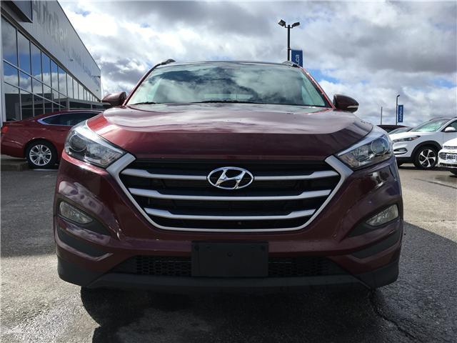 2017 Hyundai Tucson SE (Stk: 17-53999) in Barrie - Image 2 of 27