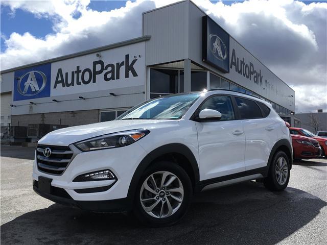 2017 Hyundai Tucson SE (Stk: 17-64243RJB) in Barrie - Image 1 of 26