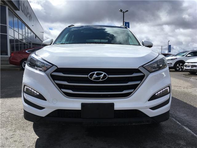 2017 Hyundai Tucson SE (Stk: 17-64243RJB) in Barrie - Image 2 of 26