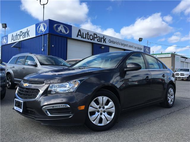 2015 Chevrolet Cruze 1LT (Stk: 15-14720) in Georgetown - Image 1 of 25