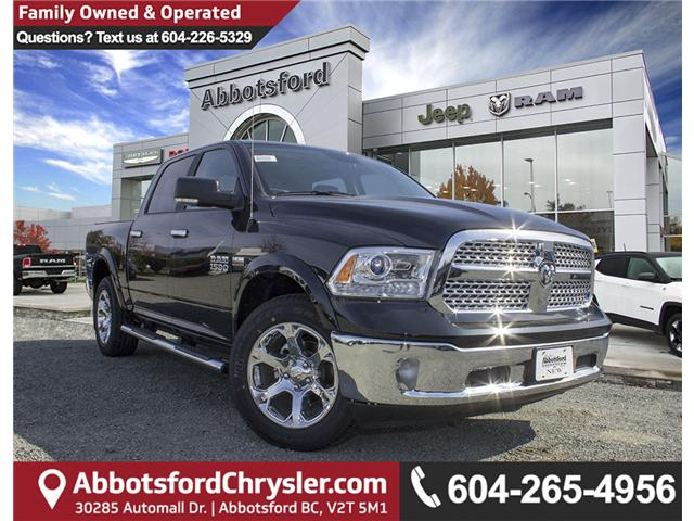2017 RAM 1500 Laramie (Stk: H824365) in Abbotsford - Image 1 of 26