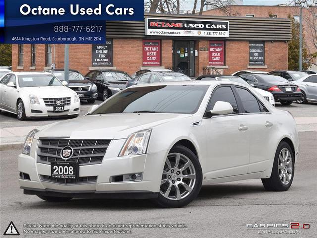 2008 Cadillac CTS 3.6L (Stk: 178788) in Scarborough - Image 1 of 26