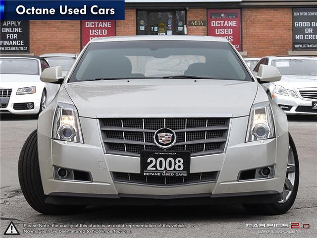 2008 Cadillac CTS 3.6L (Stk: 178788) in Scarborough - Image 2 of 24