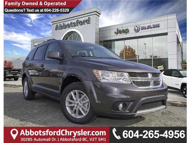 2018 Dodge Journey SXT (Stk: J288991) in Abbotsford - Image 1 of 24