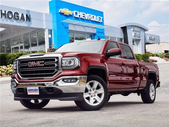 2018 GMC Sierra 1500 SLE (Stk: 8269217) in Scarborough - Image 1 of 27