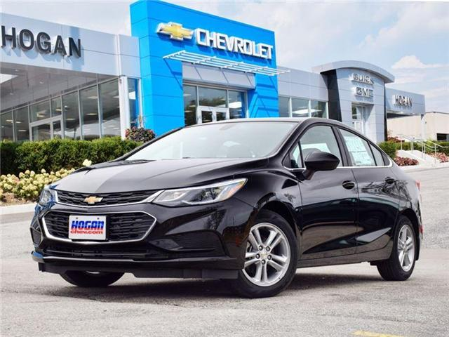 2018 Chevrolet Cruze LT Auto (Stk: 8187906) in Scarborough - Image 1 of 28