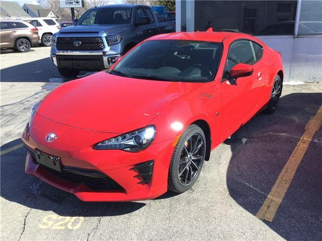 2017 Toyota 86 Base (Stk: N24417) in Goderich - Image 1 of 1