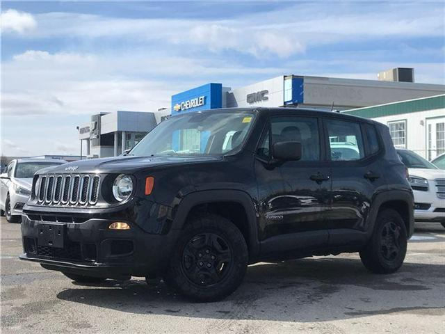 2015 Jeep Renegade Sport (Stk: Z180990A) in Newmarket - Image 1 of 18