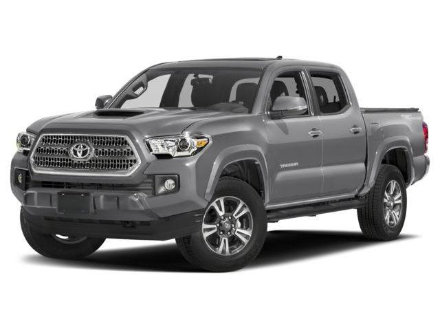 2018 Toyota Tacoma 4x4 Double Cab V6 Limited 6A (Stk: H18402) in Orangeville - Image 1 of 9