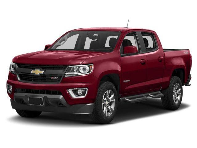 2018 Chevrolet Colorado Z71 (Stk: 18391) in Peterborough - Image 1 of 9