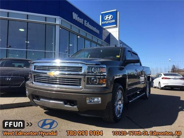 2014 Chevrolet Silverado 1500 High Country (Stk: 88049A) in Edmonton - Image 1 of 20
