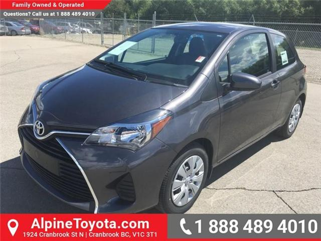 2016 Toyota Yaris CE (Stk: A068868) in Cranbrook - Image 1 of 11