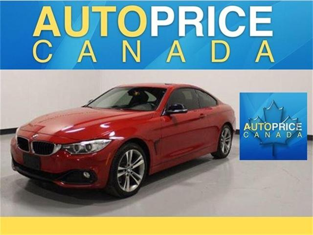 2014 BMW 428i xDrive (Stk: F9411) in Mississauga - Image 1 of 17