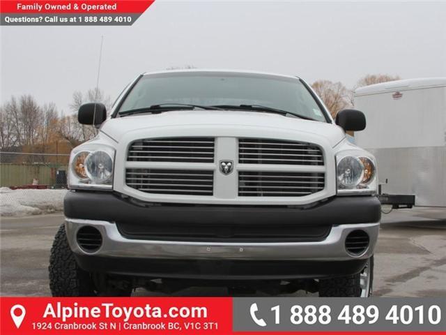 2007 Dodge Ram 1500 ST (Stk: X134582A) in Cranbrook - Image 8 of 17