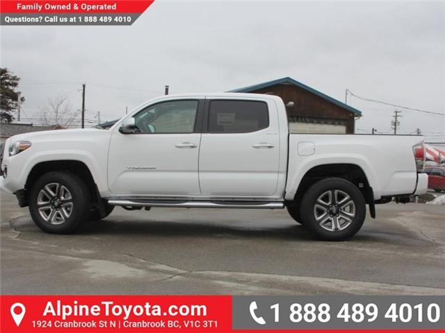 2018 Toyota Tacoma Limited (Stk: X137847) in Cranbrook - Image 2 of 19
