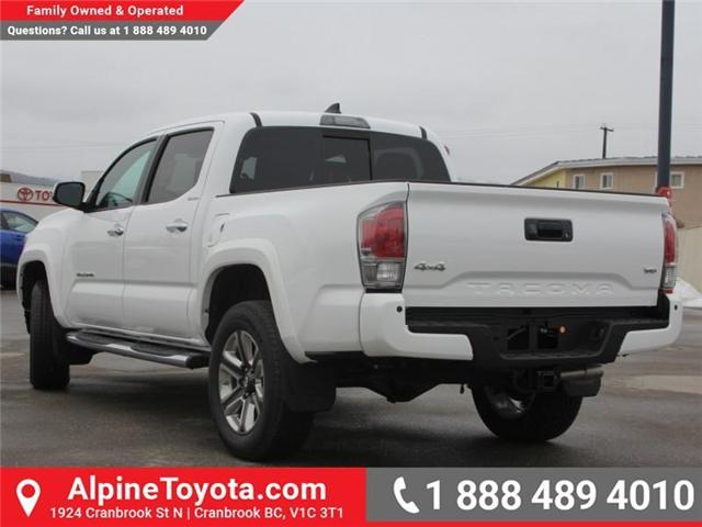 2018 Toyota Tacoma Limited (Stk: X137847) in Cranbrook - Image 3 of 19