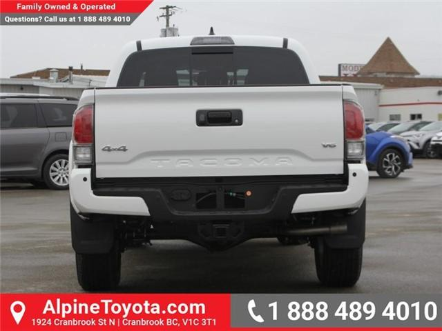 2018 Toyota Tacoma Limited (Stk: X137847) in Cranbrook - Image 4 of 19