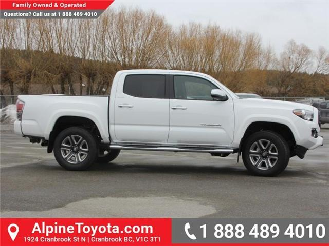 2018 Toyota Tacoma Limited (Stk: X137847) in Cranbrook - Image 6 of 19