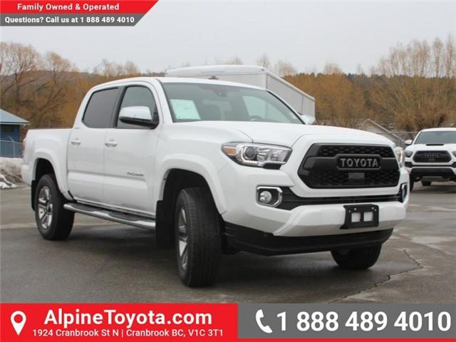 2018 Toyota Tacoma Limited (Stk: X137847) in Cranbrook - Image 7 of 19