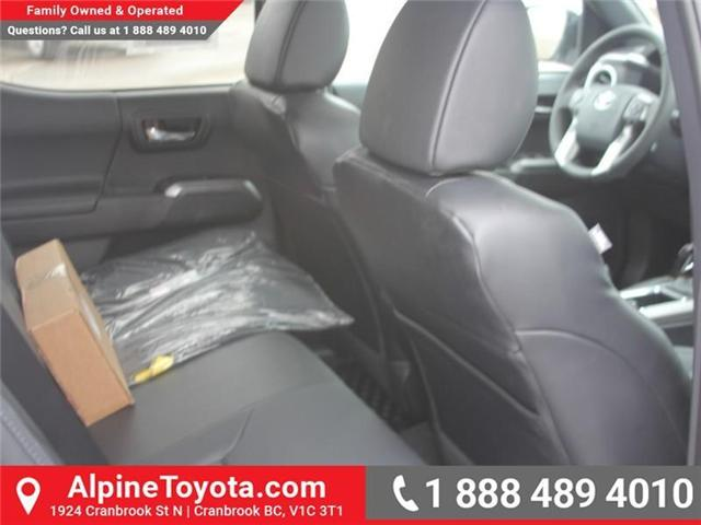 2018 Toyota Tacoma Limited (Stk: X137847) in Cranbrook - Image 12 of 19