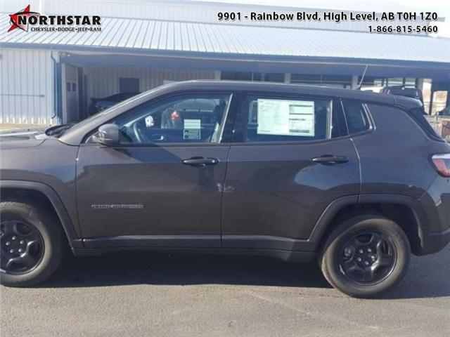 2018 Jeep Compass Sport (Stk: RT003) in  - Image 1 of 18