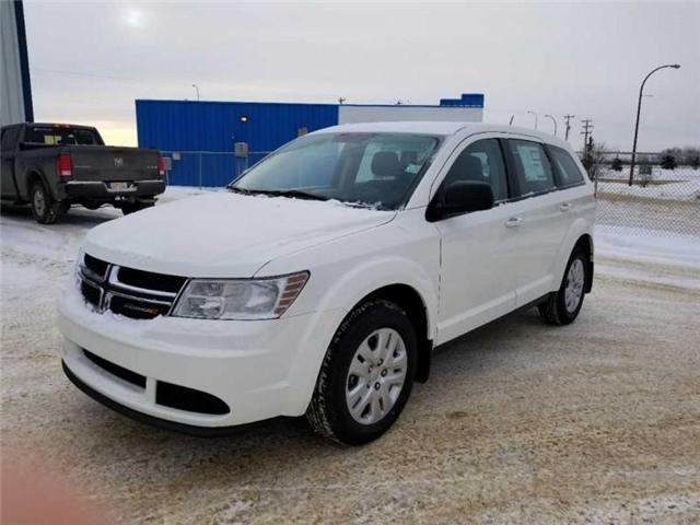 2018 Dodge Journey CVP/SE (Stk: RT034) in  - Image 2 of 15