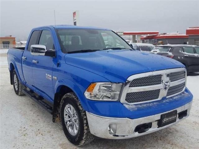 2018 RAM 1500 SLT (Stk: RT049) in  - Image 4 of 20