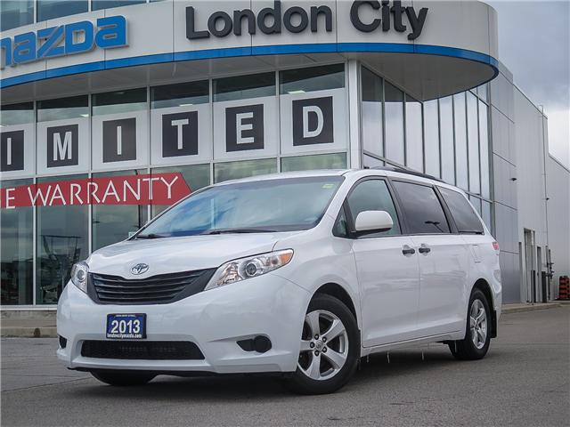 2013 Toyota Sienna  (Stk: U1437) in London - Image 1 of 24