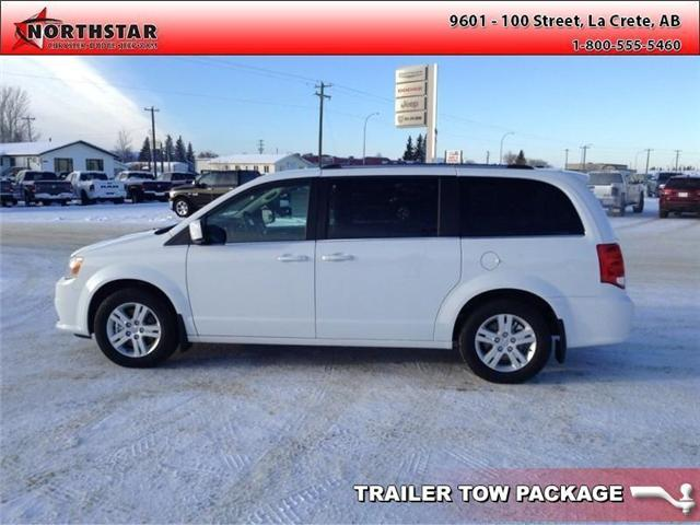 2018 Dodge Grand Caravan Crew (Stk: RT072) in  - Image 1 of 16