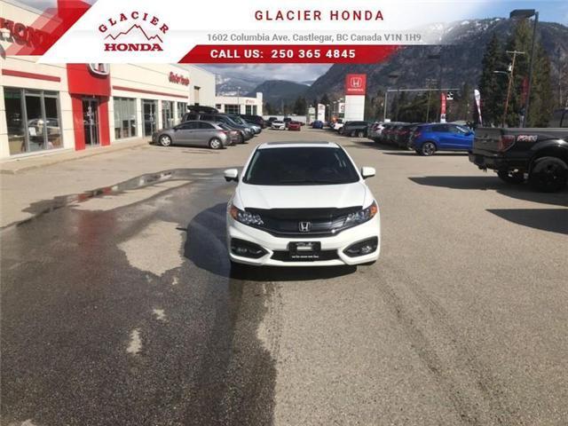 2014 Honda Civic EX-L Navi (Stk: 9-1176-0) in Castlegar - Image 2 of 25