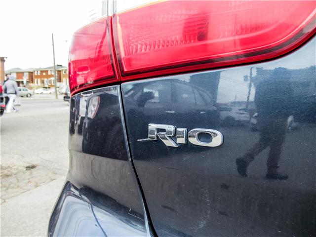 2013 Kia Rio EX (Stk: T17043) in Toronto - Image 16 of 22