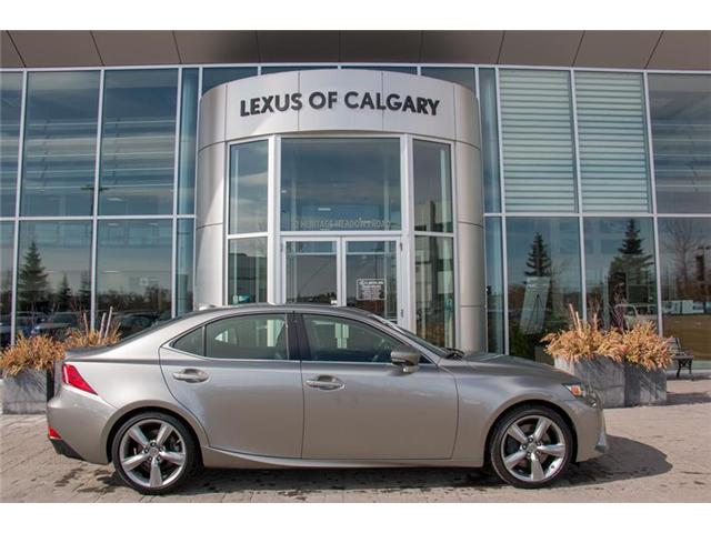 2014 Lexus IS 350 Base (Stk: 180123A) in Calgary - Image 1 of 15