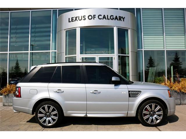 2013 Land Rover Range Rover Sport Supercharged (Stk: 3782A) in Calgary - Image 1 of 10