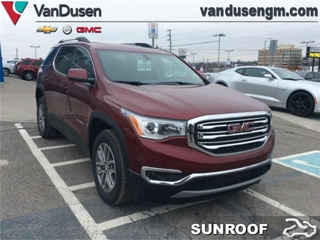 2018 GMC Acadia SLE-2 (Stk: 183484) in Ajax - Image 1 of 25