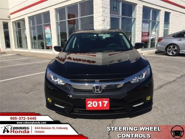 2017 Honda Civic LX (Stk: U1635) in Cobourg - Image 2 of 20